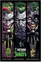 Batman: Three Jokers Geoff Johns Hardback Book