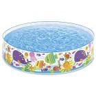 Intex 56452 Ocean Play Snapset Pool Childrens Paddling Pool