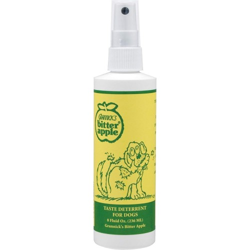 Grannicks Bitter Apple Spray Yuck Stop Dog Cat Chewing Puppy Repellent Deterrent