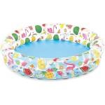 Intex 59421NP - Inflatable pool, star model, 2 rings, 122 x 25 cm, 150 litres