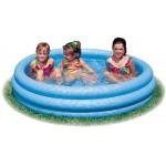 Intex Crystal Blue Pool Above Ground Swimming Pool