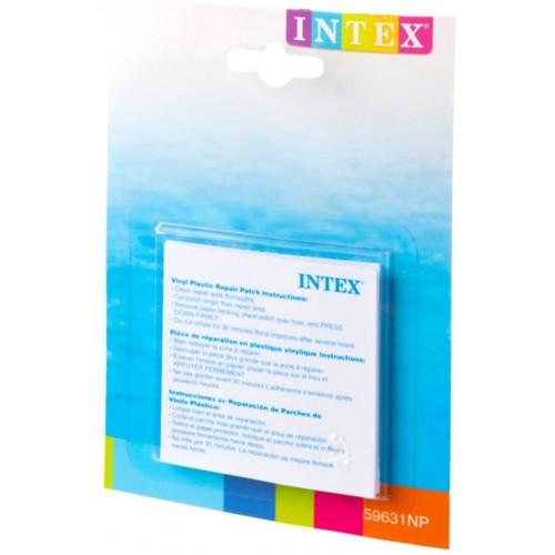 Repair Patch Kit Intex Vinyl Puncture Swimming Pool Hot Tub Inflatables Air X6