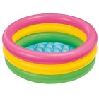 Intex Sunset Glow Baby Pool Childrens Paddling Pool