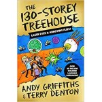 The 130-Storey Treehouse (The Treehouse Series) Andy Griffiths Hardback Book