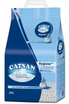 Catsan Cat Litter, Lightweight, Extra Absorbent, Low Dust with Odour Protection