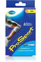 Scholl Pro Sport Elasticated KNEE SUPPORT Size: Medium