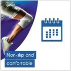 Scholl Pro Sport Elasticated KNEE SUPPORT Size: Medium