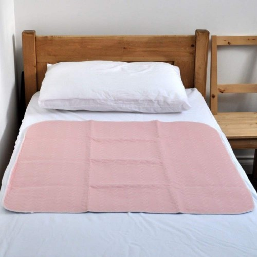 Incontinence Washable Bed Pad 85 cm x 90 cm