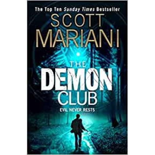 The Demon Club (Ben Hope, Book 22) Scott Mariani Paperback Book
