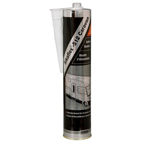 Sikaflex 512 Caravan Adhesive & Sealant for Caravans, Motor Homes & Trailers