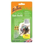 The Buzz Jaw Fly Trap Super Effective Fly Catcher, Disposable Insect Attractant