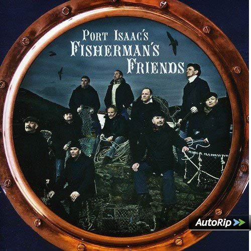 Port Isaac's Fisherman's Friends CD Album Special Edition