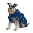 Dog Fleece Lining Coat Red Medium Cavalier King Charles Fox Terrier