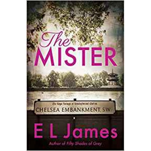 The Mister E L James Thrilling New Romance Book