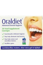 Oral Diet Advanced Dental Hygiene: Dental Probiotics with Lactobacillus Reuteri for healthier gums and Fresh Breath
