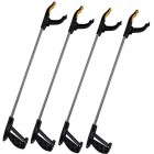 KEPLIN Litter Picker With Magnetic Pick-Up - Pack of 4