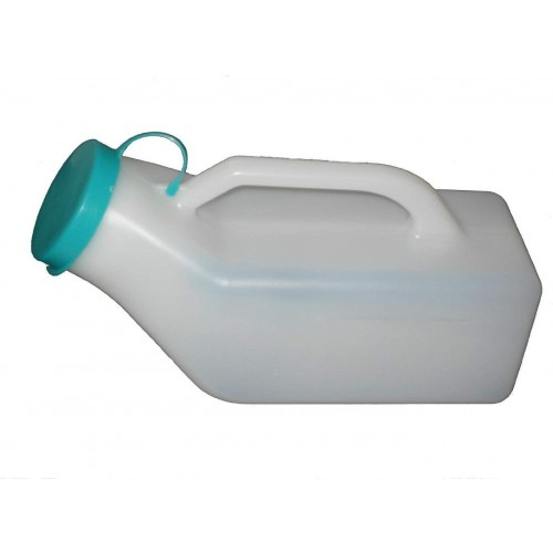 NRS Healthcare G47469 Male Urinal Bottle
