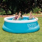 Outdoor Large Swimming Pool Kids Sunny Days 6ft x 20in