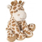 Suki Baby Bing Soft Giraffe Rattle with Embroidered Accents Fun Baby Toy