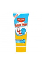 Dylon Travel Wash Non Bio Colour Safe Clean Clothes Holiday 75ML