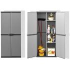 Outdoor Storage Cabinet Garden Cupboard Patio Shed Toolbox Organizer