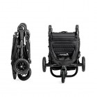Baby Jogger City Mini GT Single Stroller Black Pushchair Pram