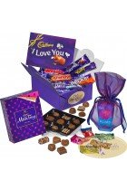 Cadbury Valentine Chocolate Treasure Box