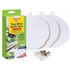 Zero In Flea Killer Refill Pack (3 Refill Discs and 2 Spare Lamps)