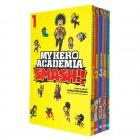 My Hero Academia Smash Series (Vol 1-5) Collection 5 Books Set By Kohei Horikoshi Viz Media 9789526542508