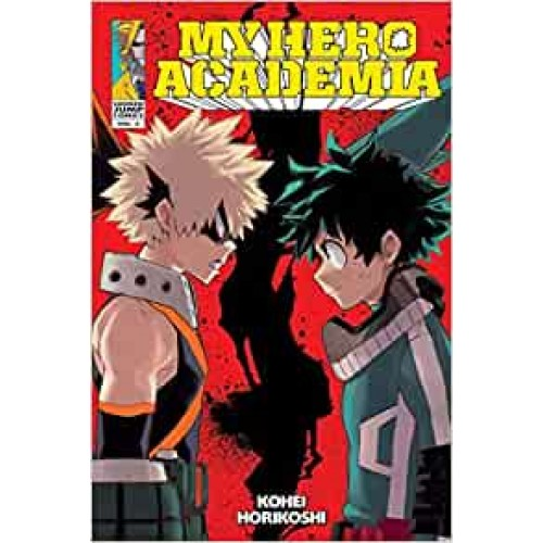 My Hero Academia Volume 2: Rage, You Damned Nerd Kohei Horokoshi Viz Media 9781421582702 Paperback Book
