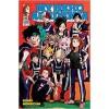 My Hero Academia Volume 4: The Boy Born with Everything Kohei Horikoshi Viz Media 9781421585116 Paperback Book
