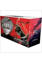 Tokyo Ghoul: re Complete Box Set: Includes vols. 1-16 with premium Paperback