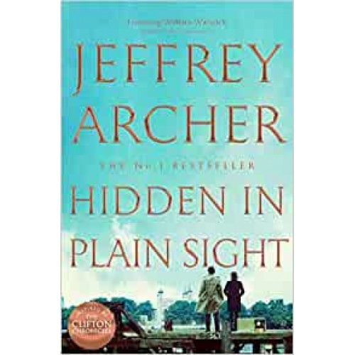 Hidden in Plain Sight (William Warwick Novels) Jeffrey Archer Hardback Book