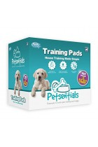 Petsentials 100 Pack Puppy/Dog Super Absorbent Odour Locking Multi Layered Training Pads