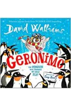 Geronimo Book David Walliams The Penguin Who Thought He Could Fly