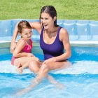 Intex 57190NP Swim Centre Family Lounge Pool, 229 x 218 x 76 cm