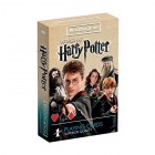 Harry Potter Playing Cards Waddingtons Number 1 Hogwarts Travel Game Cards