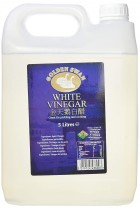 Golden Swan White Vinegar, 5 Litre, Pack of 4 (20L)