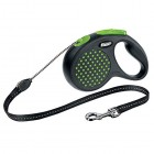 Flexi Design Retractable Lead Walking Dog Cat Lead Leash 5 Metres 5m
