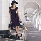Flexi Design Retractable Lead Walking Dog Cat Lead Leash 5 Metres 5m