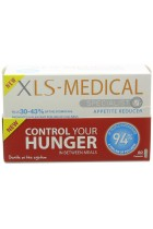 XLS Medical Appetite Reducer Diet Pills - Pack of 60 Diet Hunger Lose Weight