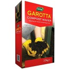 Garotta Compost Maker 3.5 kg Active Garden Kitchen Compost Accelerator