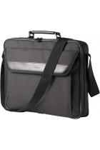 Laptop Messenger Bag Travel Work Shoulder Carry Bag For 17 Inch Laptops Black