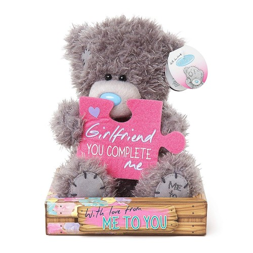 Me To You 6-Inch Tall Tatty Teddy with Girlfriend jigsaw