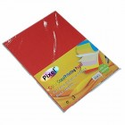 RAINBOW Intensive 70 x A4 160 gsm Bright Rainbow Coloured Card Pack of 70 Sheets