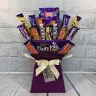 Cadbury Selection Chocolate Bouquet Gift Hamper in Presentation Box