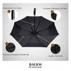 Travel Umbrella Real Wood Handle