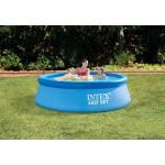 INTEX 28112UK 8 ft x 30-Inch Easy Set Pool Set - Blue 244 cm x 76 cm