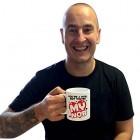 Valentines Day Gift Mug Youre A N*b Funny Mug Coffee Tea Cup