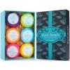 PURENJOY Bath Bombs Gift Set, 6pcs Fizzies Spa Kit Perfect for Moisturizing Skin
